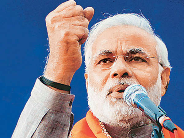 Modi Magic In Guajrat Gpp Finally Merges With Bjp