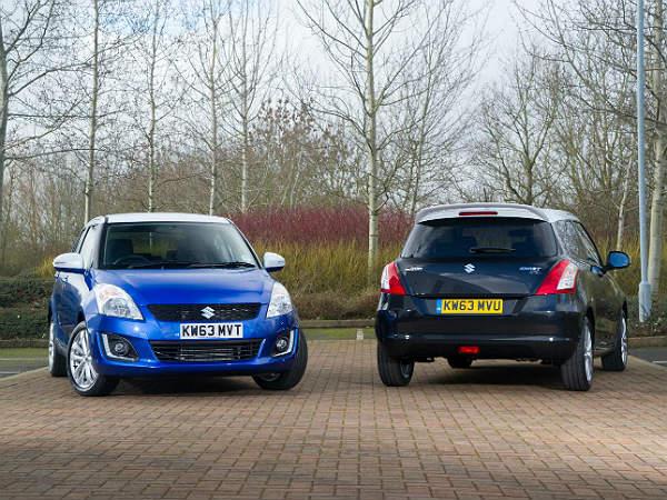 Suzuki Swift Sz L Special Edition March Launch