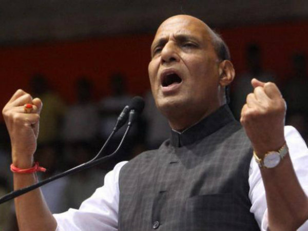Bjp Ready To Apologize For Mistakes Rajnath To Muslims