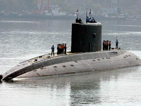 Missing Indian Navy Officers Found Dead In Submarine