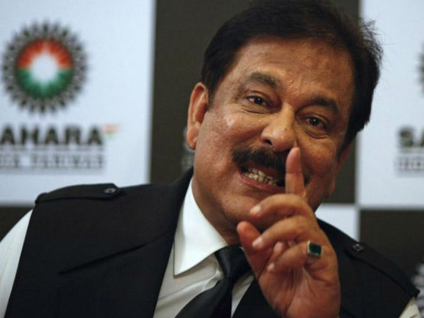 Up Police Arrests Subrata Roy Sahara
