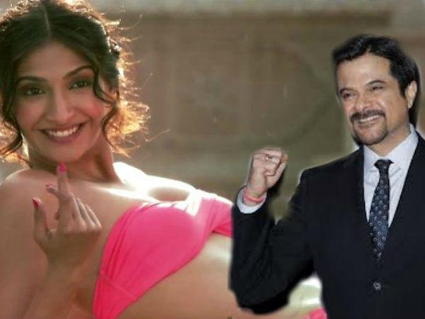 Bewakoofian Anil Kapoor Open Minded About Sonam Kapoor Bikini Shot