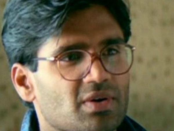 Ailing Father Top Priority Suniel Shetty The Shravan Bollywollywood