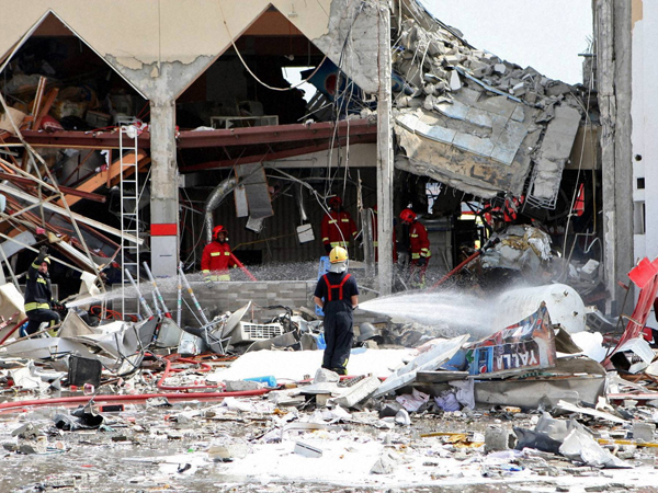 Five Indians Among 11 Foreigners Killed Blast Qatar