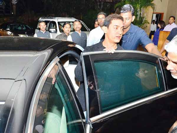 Actor Aamir Khan Buys Bombproof Car Worth Rs 10 Cr