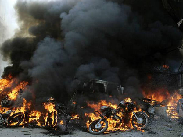 India 3 Rd Most Dangerous Place In World In Terms Of Bomb Blasts