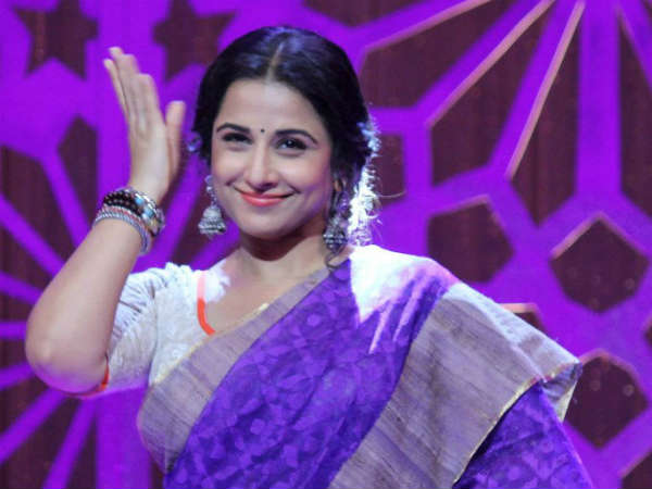 Vidya Balan Is Celebrating 37th Birthday