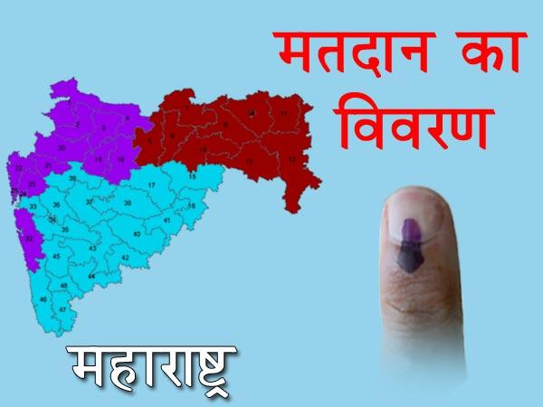 Lok Sabha Election 2014 Constituency Wise Polling Dates In Maharashtra 016441 Lse