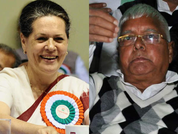 Lok Sabha Polls 2014 Alliance Between Rjd Congress Ncp In Bihar Sealed