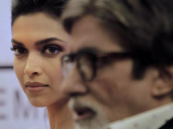 Again Deepika Padukone Play Amitabh Bachchan S Daughter Piku