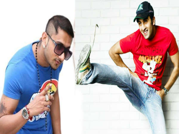 Ranbir Honey Singh Collaborate Roy