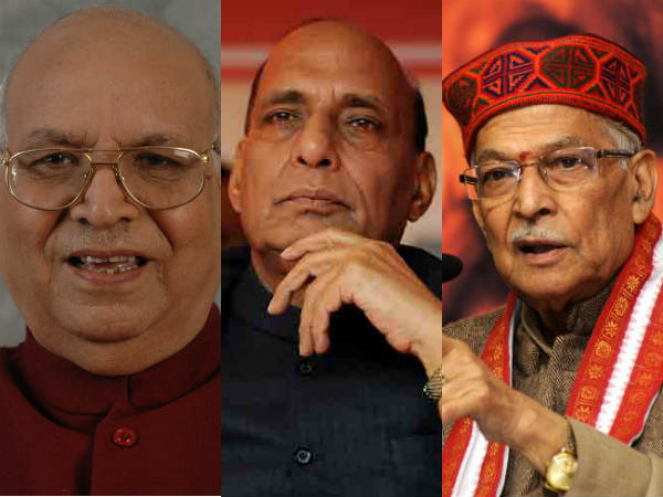 After Varanasi Bjp Faces Revolt Over Lucknow Seat For Rajnath Singh 016525 Lse