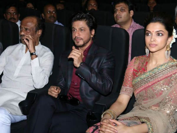 Working Kochadaiiyaan Was An Experience Deepika Audio Launch
