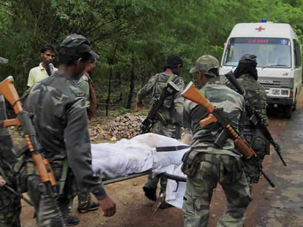 Jawans Feared Killed In Naxal Attack On Security Forces In Chhattisgar