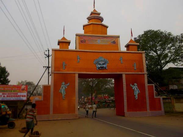 Holi Special Mathura Birthplace Lord Krishna