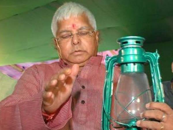 Rjd Chief Lalu Prasad Turns Vaastu Ahead Loksabha Polls 016632 Lse