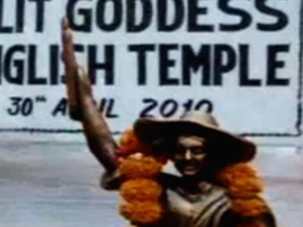 Temple The English Dalit Goddess