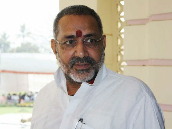 Bjp S Giriraj Singh Asks Why All Terrorists Belong To One Community Lse