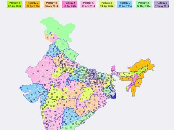 Opinion Poll Bjp Set Sweep Karnataka Rajasthan 016638 Lse