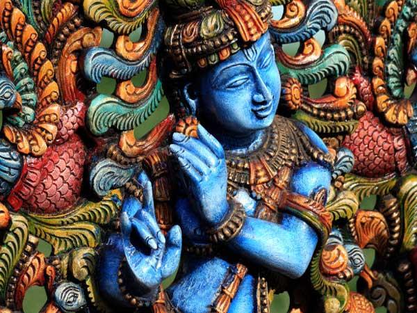 Why Is Lord Krishna Blue