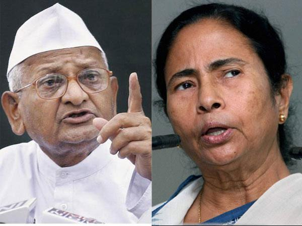 Anna Does A U Turn Says I Support Mamata Banerjee Not Tmc Lse