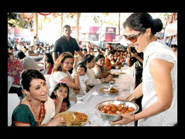 Even Kajol S Curious About Cousin Rani Mukherjee S Wedding