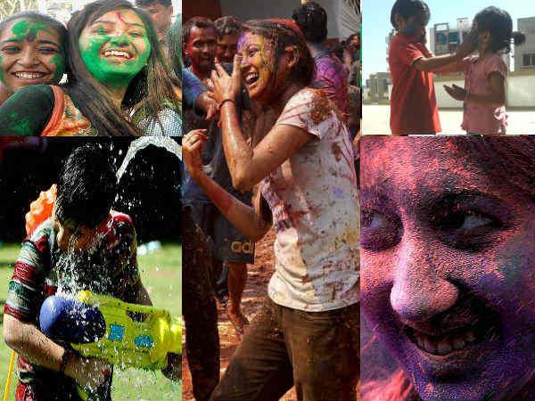 Holi Celebration Across India