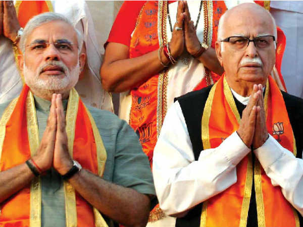 Lk Advani Will Contest From Gandhinagar Lse