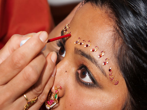 Significance Of Wearing Bindis