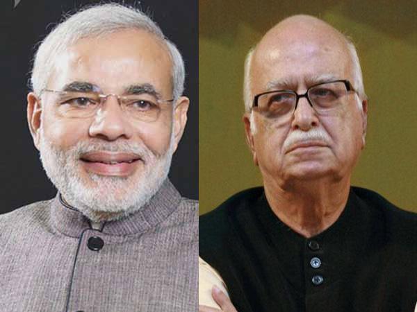 Modi Visits Advani Following Gandhinagar Ticket Storm Lse