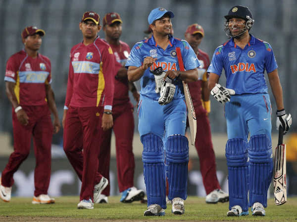 Icc World T20 India Look Improve Their Record Against West Indies