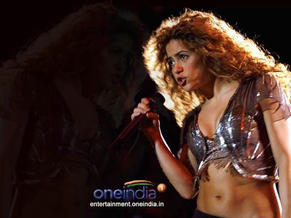 Hot Shakira Releases New 2014 Fifa World Cup Song La La La