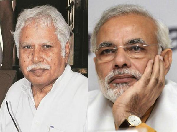 Congress Fields Madhusudan Mistry Against Modi From Vadodara Lse
