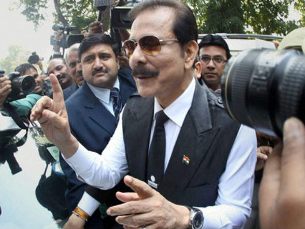 Supreme Court Grants Conditional Bail To Sahara Chief Subrata Roy