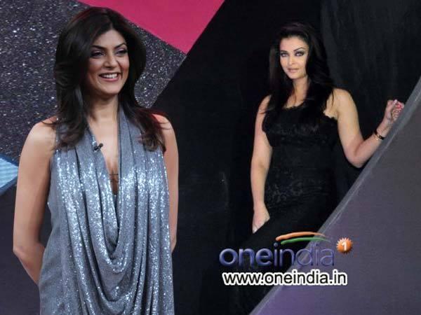 Ex Rivals Aishwarya Rai Sushmita Sen Prahlad Kakkar Happy Anniversary