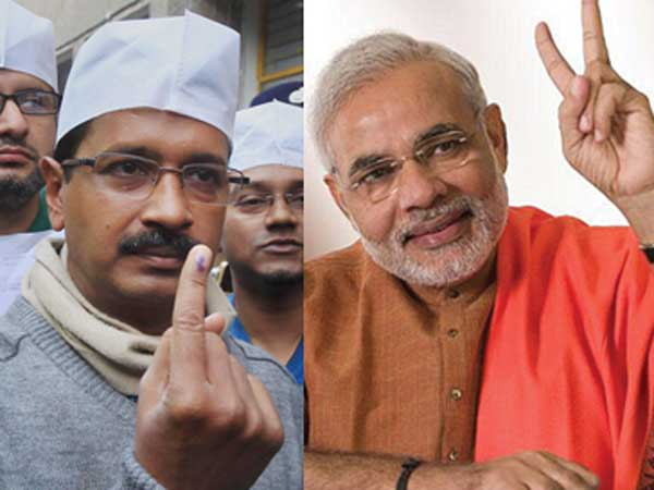 Bjp Aap Get 3 Seats Each Delhi Ls Polls Lse