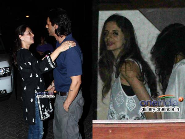 Arjun Mehr Wedding Anniversary Suzanne Present