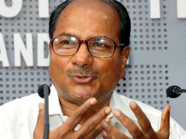 Congress Will Join Any Secular Party To Avoid Bjp At Centre Ak Antony