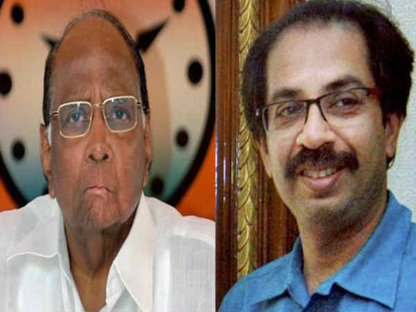 No Room For Ncp In Nda Thackeray Lse