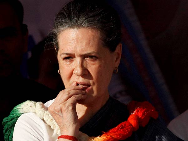 Sonia Gandhi From Forbes 100 Powerful Women List