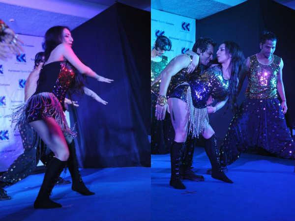 Shanti Dynamite Hot Sizzling Dance Performance