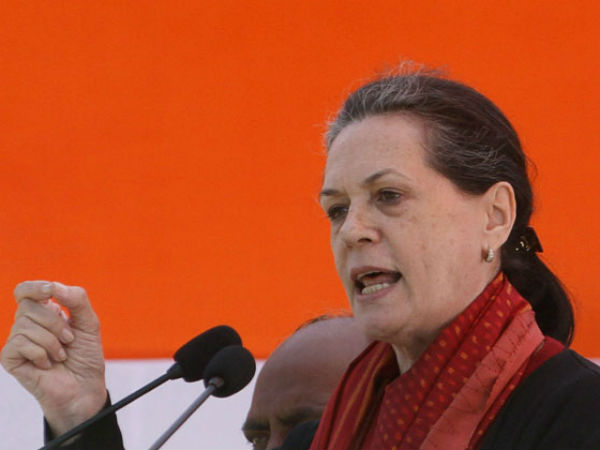 Sonia Gandhi Declares Assets Close To Rs 10 Crore Lse