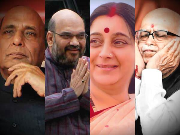 Lok Sabha Election 2014 Meet Narendra Modis Team If Bjp Comes To Power Lse