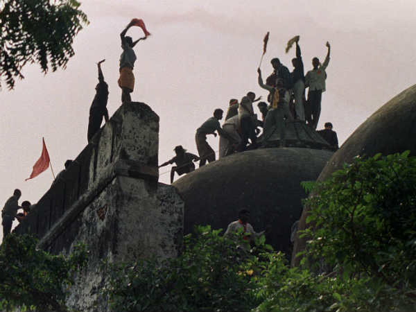 Babri Demolition Planned Advani Narasimha Rao Knew Of Plot Cobrapost