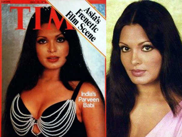 First Indian Time Girl Parveen Babi S 65th Birth Anniversary Today