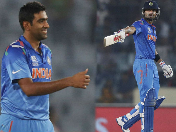 Virat Kohli S Fiery Fifty Helps India Storm Into Final