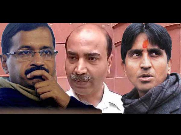 Aap Leader Calls Arvind Kejriwal Dictator Expelled Lse