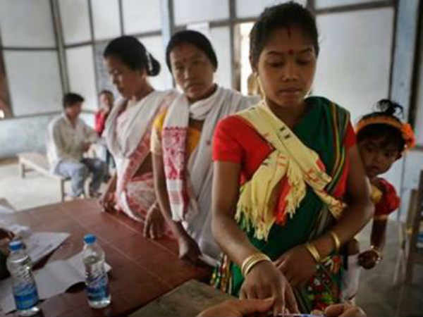 Record Break 84 Percent Voting In Assam And Tripura Lse