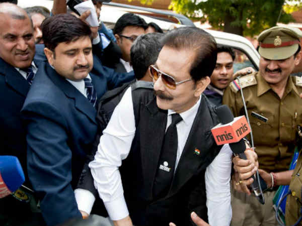 Sc Rejects Sahara S Plea To Keep Subrata Roy Under House Arrest