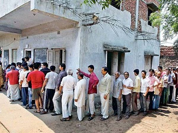 Voting Begins Six Seats North East Phase Two Lok Sabha Election Lse